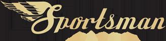 SPORTSMAN FLYER MOTORBIKES Logo