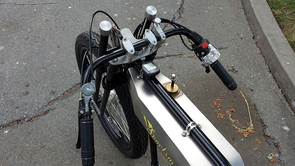 Harley style board track racing handlebars sportsman for Motor cycle handle bars