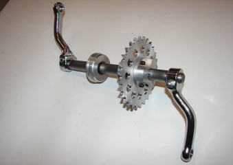 Pedal-Crank-Assembly