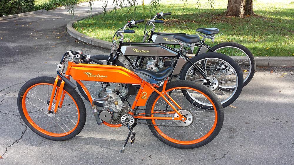 Sportsman 80 Sportsman Flyer Motorbikes